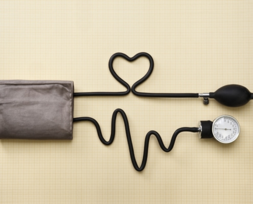 Blutdruckmessung Blutdruckmessgerät Manometer