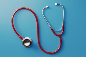 Stethoskop Arzt Herztöne