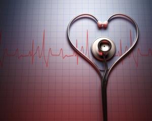 Stethoskop EKG