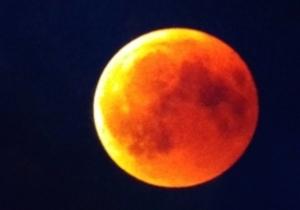 Mond Blutmond Nacht